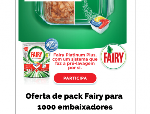 amostras e cupoes fairy